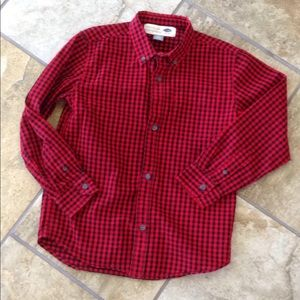 💋4 for $20💋Old Navy button down